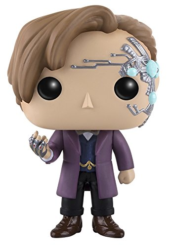 Funko - Figurine Doctor Who -11Th Doctor Mr Clever Pop 10cm - 0889698106818