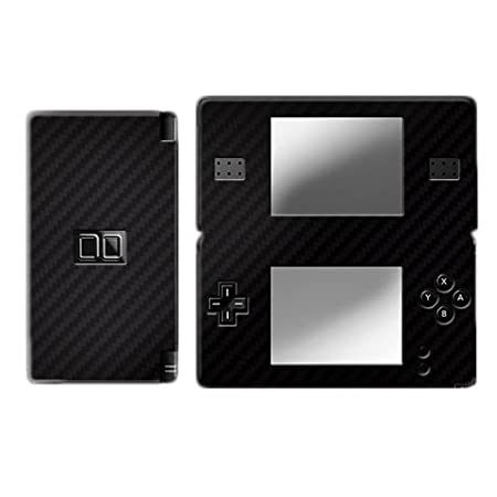 Skinomi TechSkin - Carbon Fiber Skin Protector Shield Full Body for Nintendo DS Lite + Lifetime Warranty