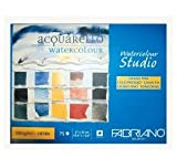 75 Blatt Aquarellpapier Aquarellblock 300 g