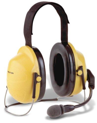 3M Peltor Mt7H31B Mt Fireman Hardhat Headset