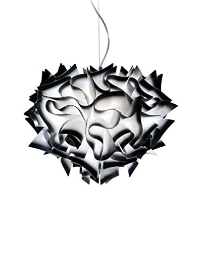 Slamp Veli wandlamp 60 carbon Ø42 H 36 cm H max176cm