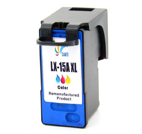 1 x Refill Druckerpatrone ersetzt für Lexmark 15 X2600 / X2620 / X2630 / X2650 / X2670 / Z2300 / Z2310 / Z2320