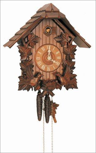 Schneider Black Forest 14 Inch 8 Day Movement Cuckoo Clock