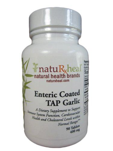 Enteric Coated Tap Garlic 400 Mg (90) Tablets