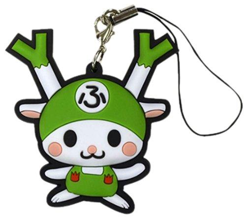 ご当地キャラクター 立体ラバーマスコット (ふっかちゃん)