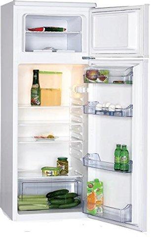 Telefunken TFGN2601A+ Libera installazione 187L 40L A+ Bianco frigorifero con congelatore