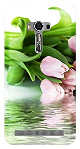 TrilMilPrinted Designer Mobile Case Back Cover For Asus Zenfone 2 Selfie ZD551KL