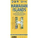 Islas hawaianas laminado hoja de ruta 1:200 000 / 1:400 000 BORCH