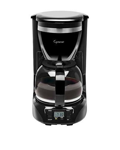 Jura-Capresso 12-Cup Drip Coffee Maker, Black/Stainless Steel
