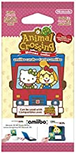 Nintendo - Pack 6 Tarjetas Amiibo Animal Crossing, Hello Kitty