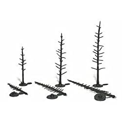 Woodland Scenics TR1124 Pine Tree Armatures (70)