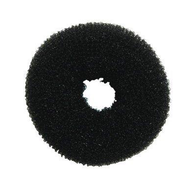 Soft N Style Hair Donut Black