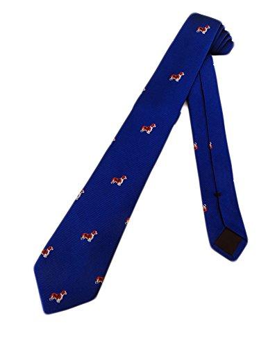 crew-cuts-boys-spaniel-dog-necktie-blue-one-size-neck-tie