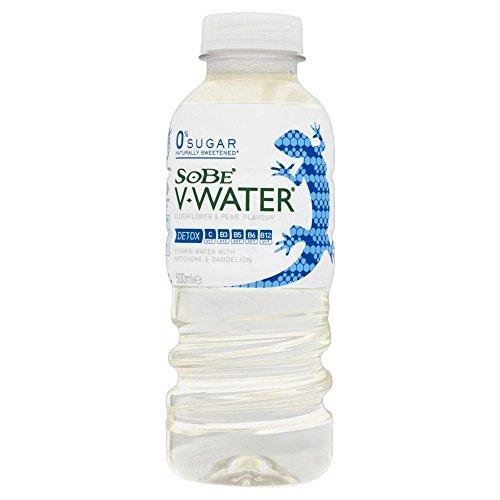 sobe-v-water-detox-elderflower-pear-500ml-pack-of-2