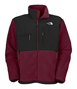 North Face Mens Denali Ski Jacket 2013, Phantom Red, M from North Face