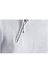 YUFAN® Mens White Sweater Hoodie Cosplay Costume Jacket