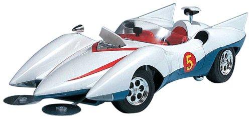 The Mach 7 Full Version (1/24 scale Plastic model kit) Aoshima Mach 7 Go Go Go Speed Racer [JAPAN]