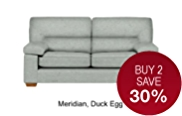 Buxton Medium Sofa with Hidden Storage