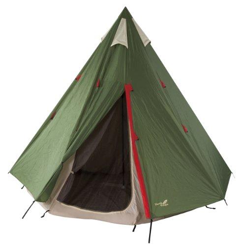 North Eagle(ノースイーグル) テント コットンワンポールテント300 [4人用] NE178