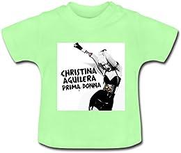 WEWE Funny Christina Aguilera Baby Classic T-Shirt