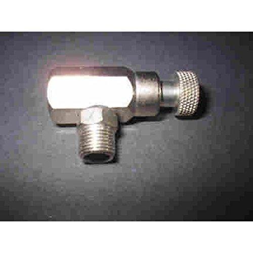 Reduzierventil ABA412 für Druckluftflasche G1/4