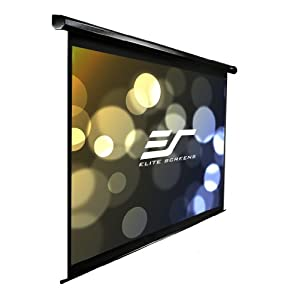 Elite Screens ELECTRIC100H-A1080P2 Spectrum Projection Screen (100 Inch 16:9 AR)