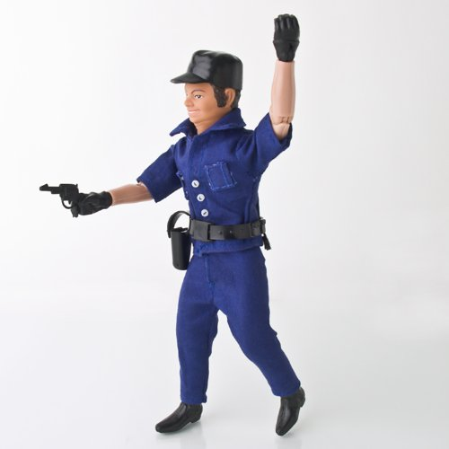 Buy Low Price Figures Toy Co Wrestling Police Officer Action Figure (B004QIUIGS)