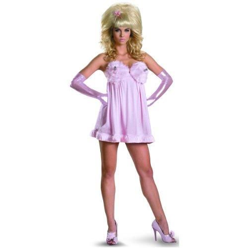 [Fembot Sassy Deluxe Costume - Medium - Dress Size 8-10] (Deluxe Sassy Fembot Costumes)