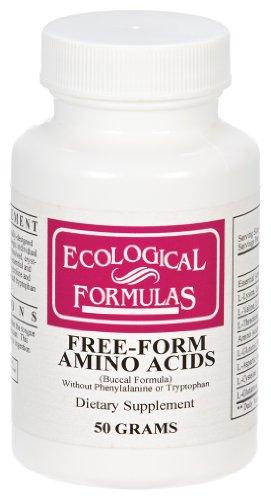 Cardiovascular Research - Free-Form Amino Acids, 50 g powder