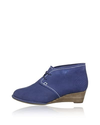 Clarks Stivaletto Holland Star [blu]