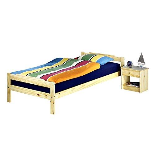Einzelbett-Jugendbett-Gstebett-Bettgestell-MORITZ-Kiefer-massiv-90x200cm-natur-lackiert