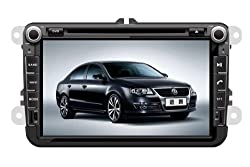 See AupTech Volkswagen PASSAT CC DVD Player Android System GPS Navigation Radio Stereo Video 2-Din HD Screen With Bluetooth,Wifi,3G,Build in Analog TV and Steering Wheel Control Details