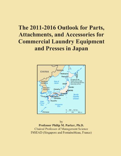 The 2011-2016 Outlook For Parts, Attachments, And Accessories For Commercial Laundry Equipment And Presses In Japan front-539947