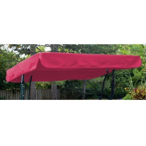 Best Deal Water Resistant 2 Seater Replacement Canopy Only For Swing