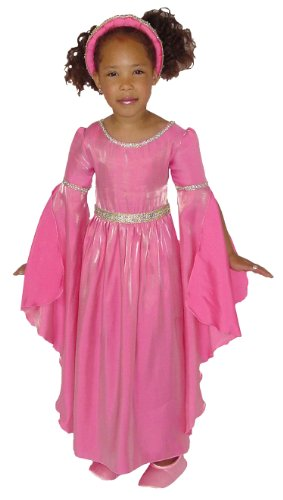 Princess Paradise - Fairy Tale Renaissance Maiden Child Costume