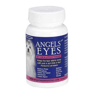 Angel Eyes Tear Stain Remover Dogs Beef 60 Grams