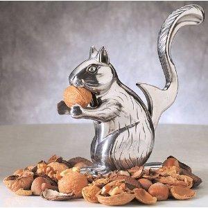 Rsvp Nutty Squirrel Nutcracker