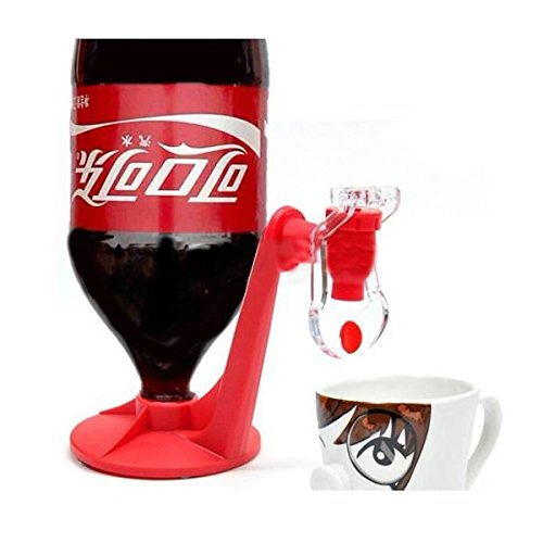 Party Soda Fizz Saver Dispenser Bottle Drinking Water Dispense Gadget by Babyfirstshop (Solo Cream Soda compare prices)