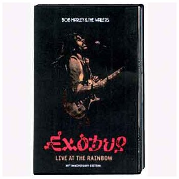 Bob Marley and the Wailers - Exodus Live at the Rainbow [DVD]