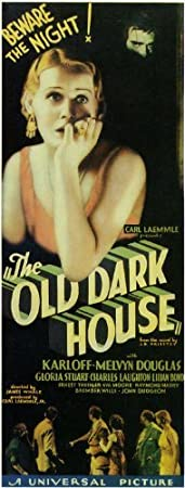 The Old Dark House POSTER Movie (11 x 17 Inches - 28cm x 44cm) (1932) (Style B)