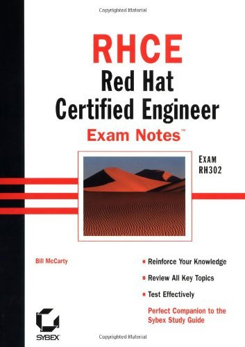 RHCE: Red Hat Certified Engineer Exam Notes (Exam RH302)