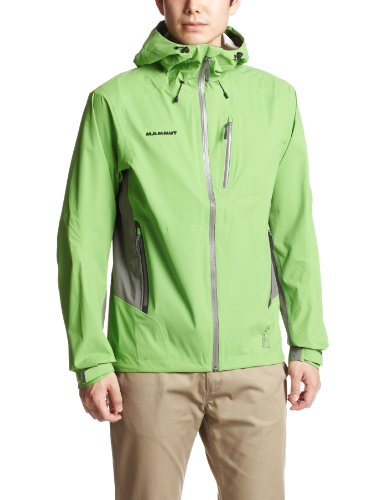 (マムート)MAMMUT Kento Jacket 【並行輸入品】 1010-09580 4382 DARK SPRING-SMOKE S