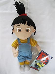 Despicable Me Deluxe 18 Inch Plush Figure Agnes