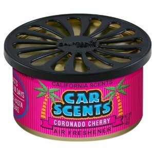 California Scents Coronado Cherry Car Scent Organic