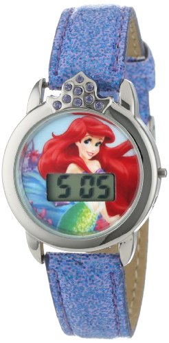 Disney Kids' MERKD001 Ariel Watch