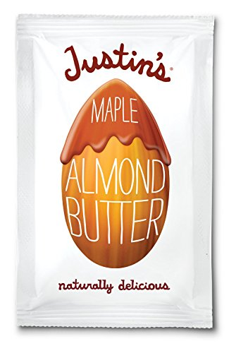 Justin's Almond Butter, Maple Squeeze Packs, 1.15 Ounce, 10 Count (Gluten Free Fine Cooking compare prices)
