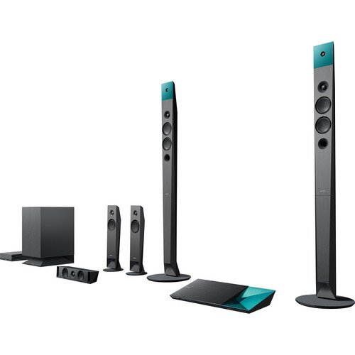 Blu Ray Wireless Speaker Home Theater System