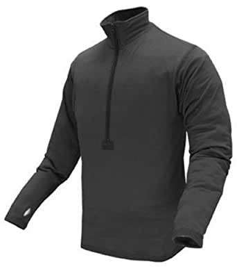 BASE II ZIP PULLOVER - Apparel - All Products