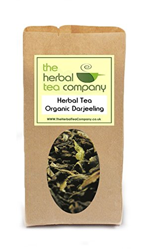 Meadowsweet Filipendula Ulmaria Pure Himalayan Darjeeling Blend - With A Hint Of Mint - Free Infuser - Makes 60+ Cups
