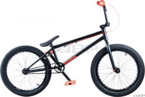 2013 Flybikes Electron Complete BMX Bike Flat Black Bike RHD